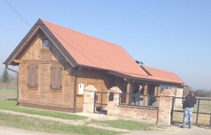 Drvena kuća MV Strošinci